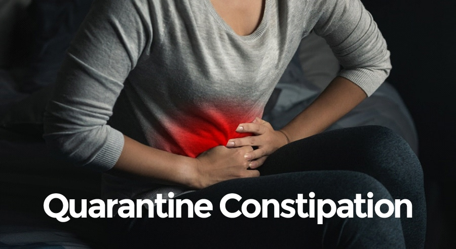 Quarantine Constipation