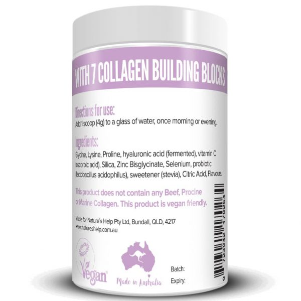 collagen building blocks